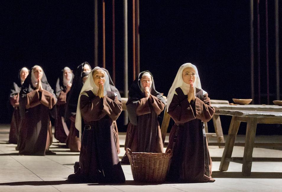 Francis Poulenc: Dialogues des Carmélites Photo: Ken Howard/Metropolitan Opera 2013