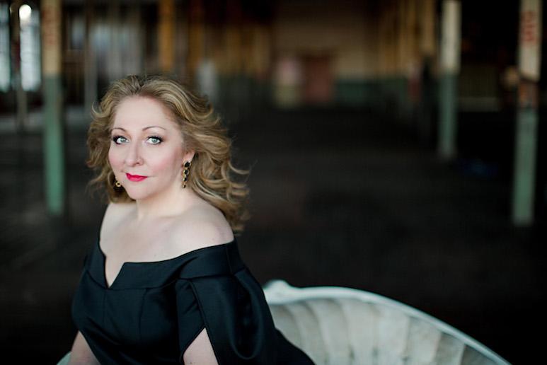 Sopranistka Christine Goerke spieva vo Wagnerovej opere Die Walküre Brünnhildu Photo: Arielle Doneson